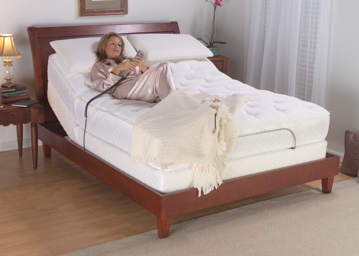 Pro-Motion Adjustable Bed